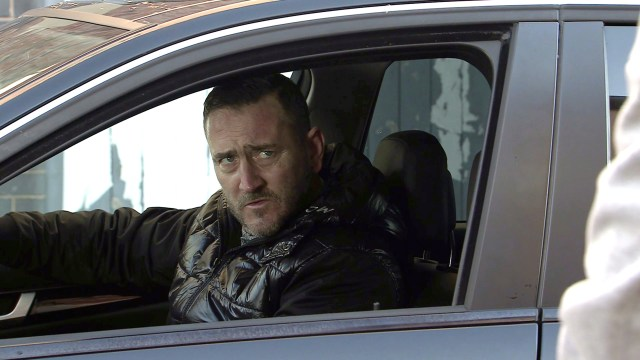 Will plays Corrie's new bad boy