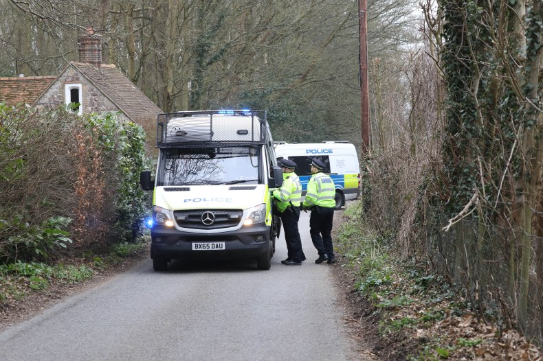 Police are still treating Sarah's disappearance as a missing person's enquiry