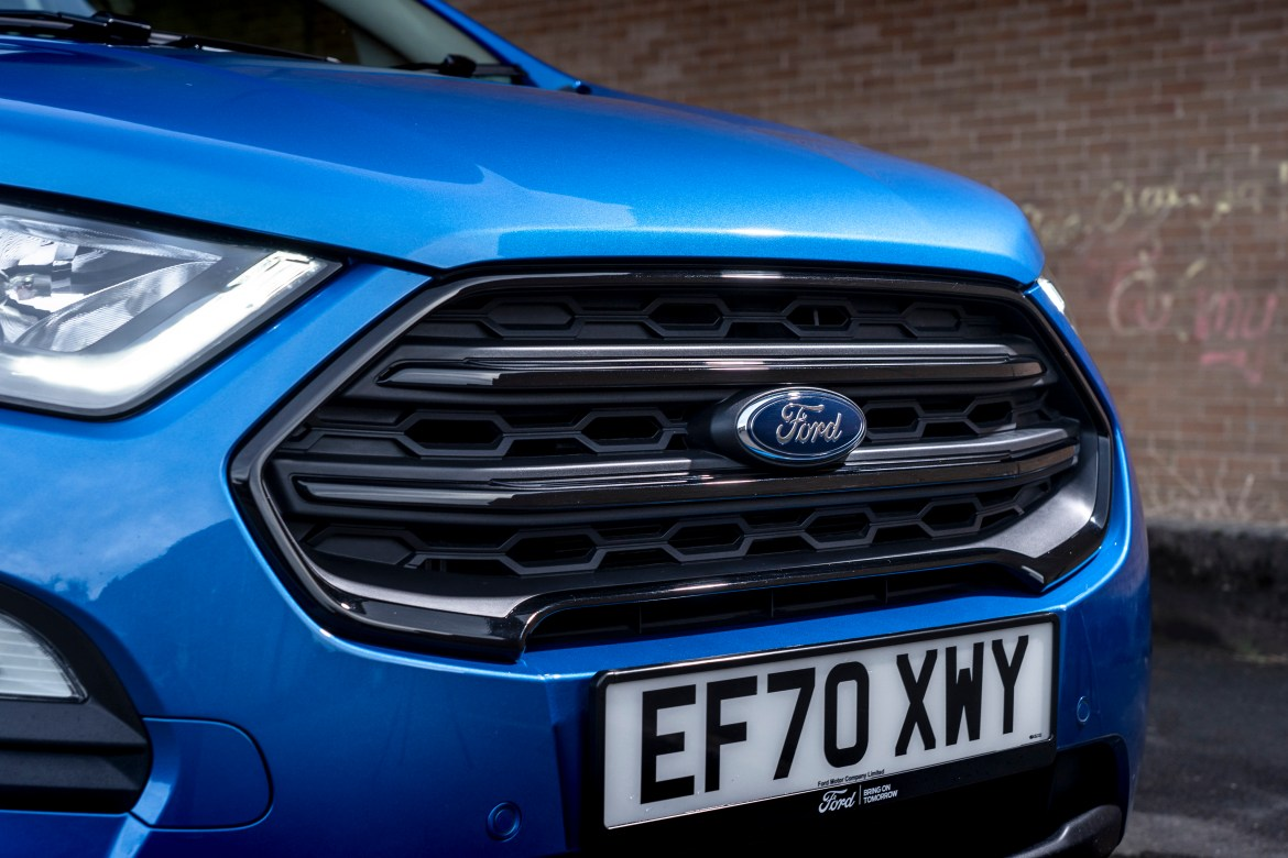 Both the Ecosport and Crossland have smooth, efficient engines, touchscreens, cruise control and all the anti-crash kit you need