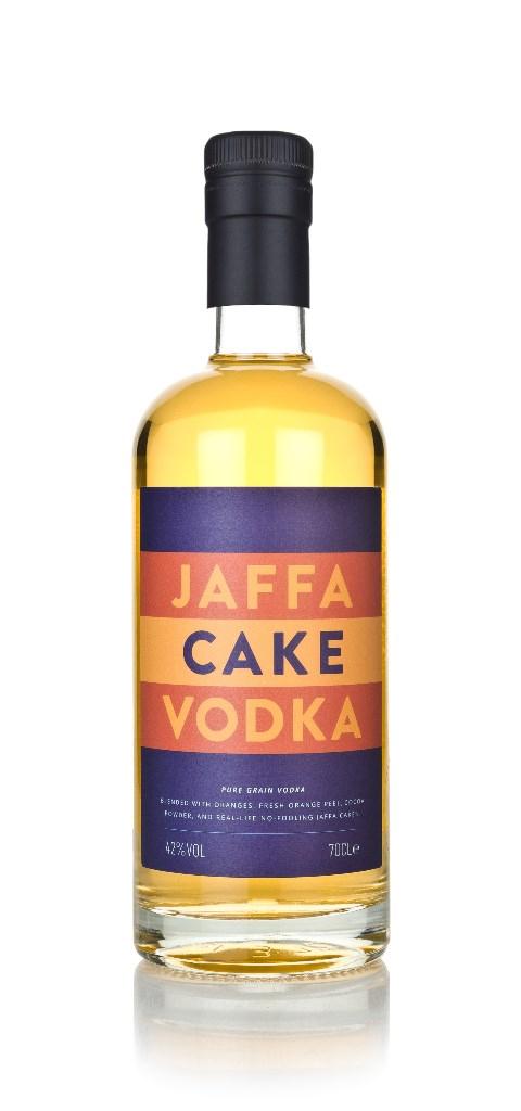 Save £5 on new Jaffa Cake vodka from masterofmalt.com