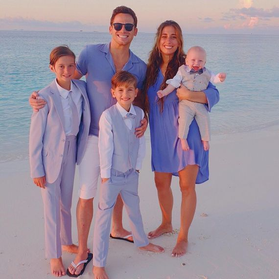 """The Essex mansion is Stacey, Joe, Leighton, Zachary and Rex's """"forever home"""""""