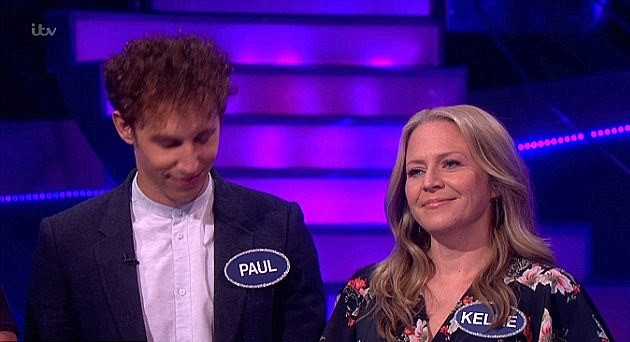 She and husband Paul already share two sons