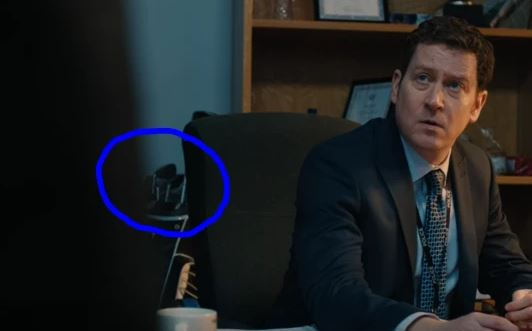 Line of Duty fans think DCI Ian Buckells could be H