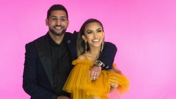 Faryal says she took Amir back for the sake of their family — not because he is worth £22m