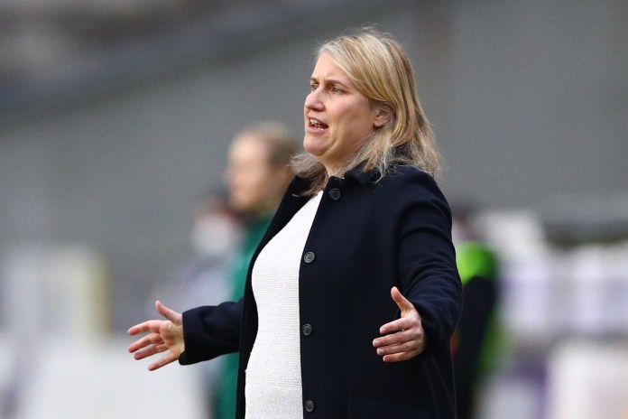 Vic Akers believes Emma Hayes and Chelsea can triumph in Europe this term