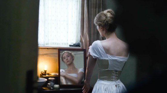 Kate's character Mary took a dim view of the opposite sex