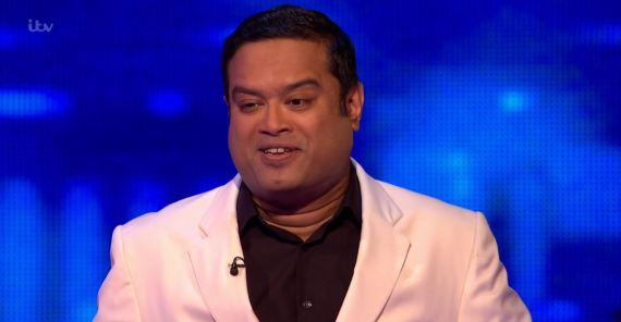 Paul was forced to apologise to the contestant