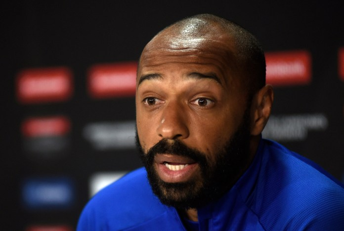 Thierry Henry has called for social media to do more to stop racists