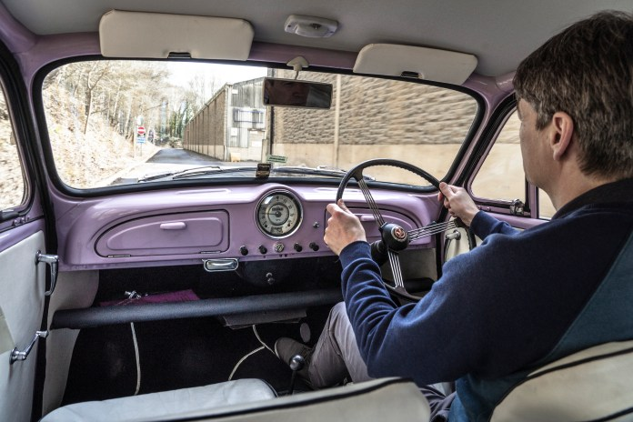 You can drive one of the last surviving Minor Millions