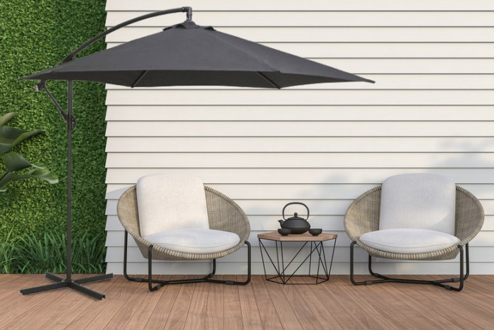 This parasol is also £12.99 through Wowcher