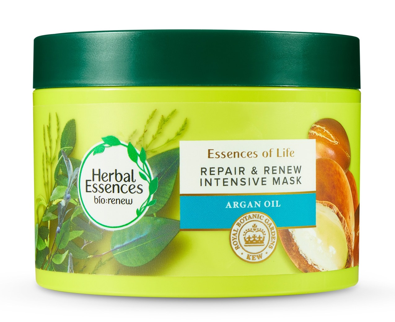 Herbal Essences' new Bio:renew argan oil repair and renew intensive mask is reduced at Boots