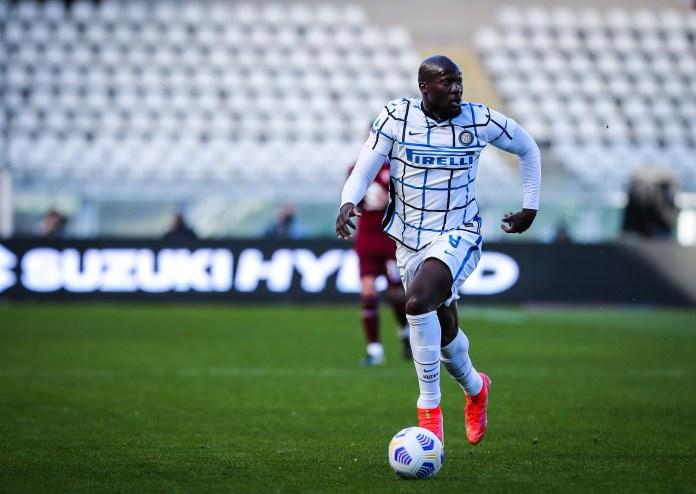 Inter Milan are open to selling Romelu Lukaku