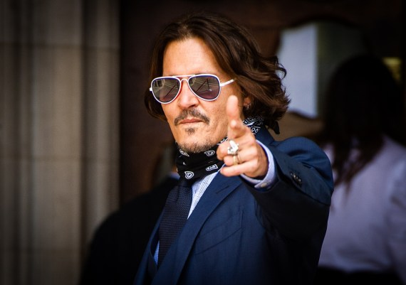 Depp has vowed to continue his fight in the US after exhausting his options in the UK courts