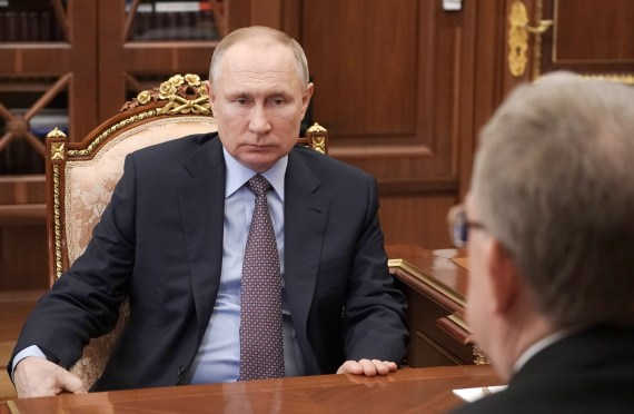 Russian President Vladimir Putin just missed out on a spot in the top ten