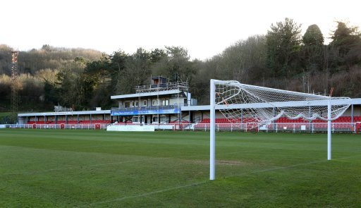 Dover Athletic's picturesque Crabble ground is located in the village of River - but the club will be docked 12 points at the start of next season