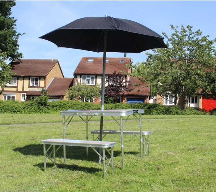 This parasol costs just £12.99