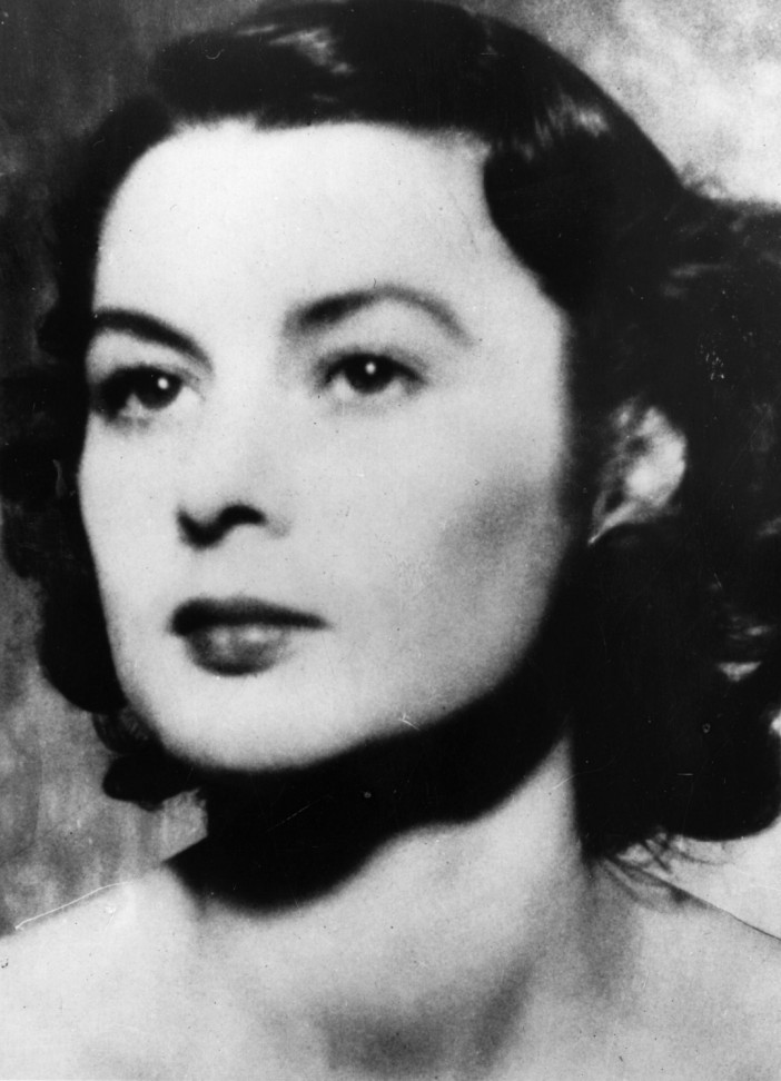Violette Szabo, a British French Resistance fighter trained as a commando.  She became a secret agent to avenge her husband who was killed in El Alamein.