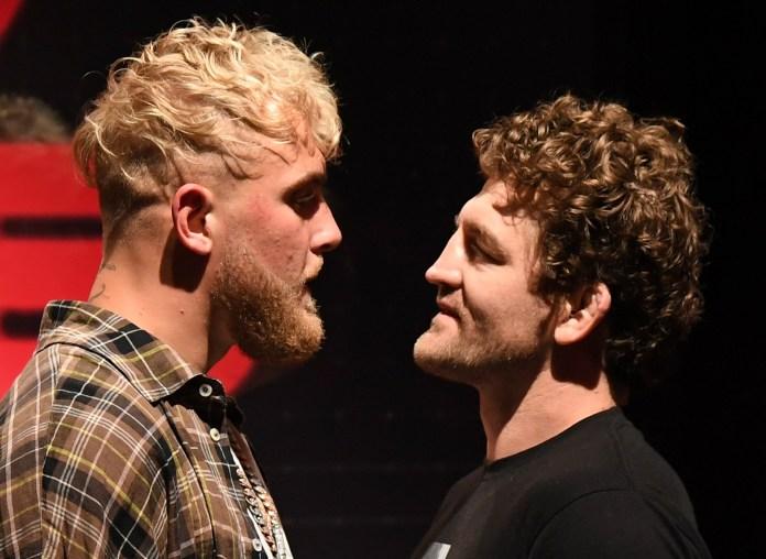 Jake Paul fights ex-UFC welterweight Ben Askren on April 17