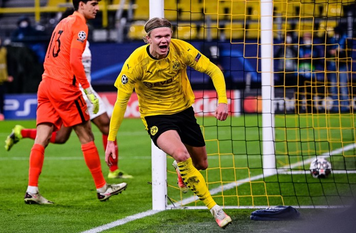 Erling Haaland has been in sensational form since moving to Borussia Dortmund