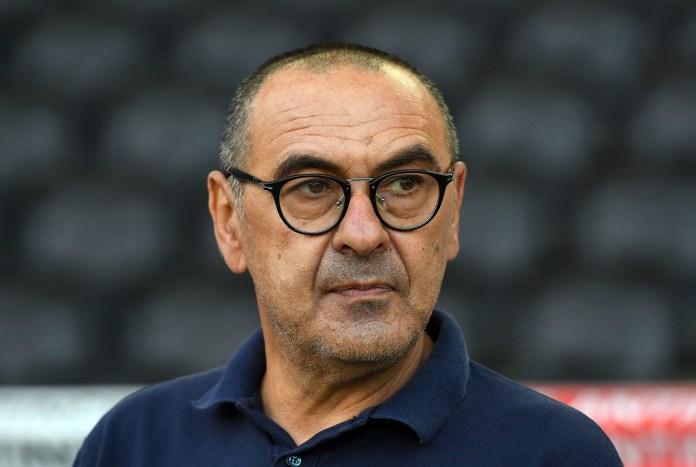 Maurizio Sarri has reportedly rebuffed an approach from Serie A side Fiorentina