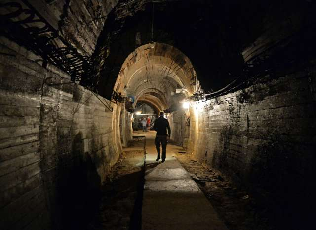 A Nazi train loaded with treasure is believed to be near the small Polish town of Walbrzych