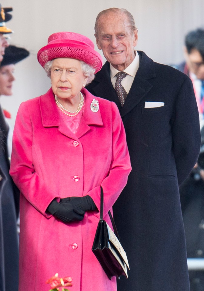 The Queen has approved the funeral plan, codenamed Operation Forth Bridge