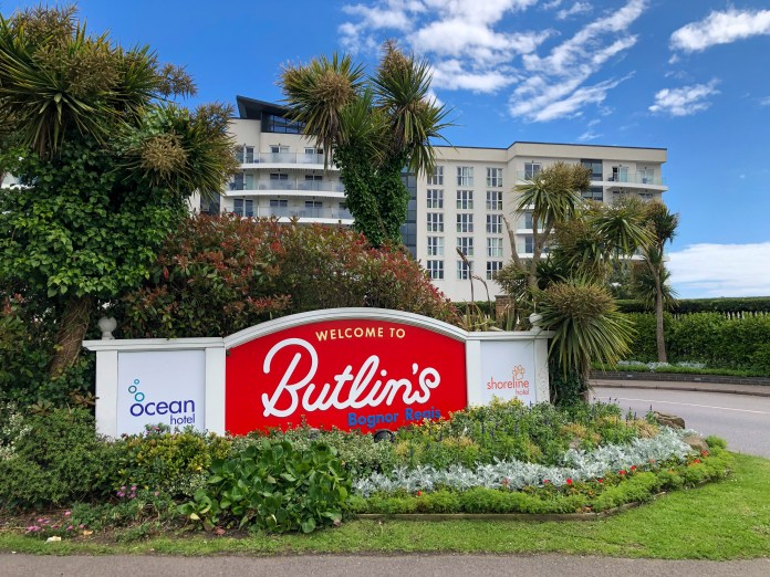 Travel restrictions could mean the Brits stick with local favorites like Butlins in Bognor Regis