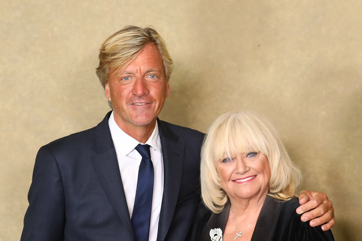 Richard Madeley saw 'warning signs' he needed space from wife Judy Finnigan