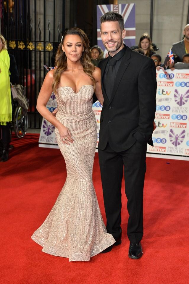 Michelle is married to Irish businessman Hugh Hanley