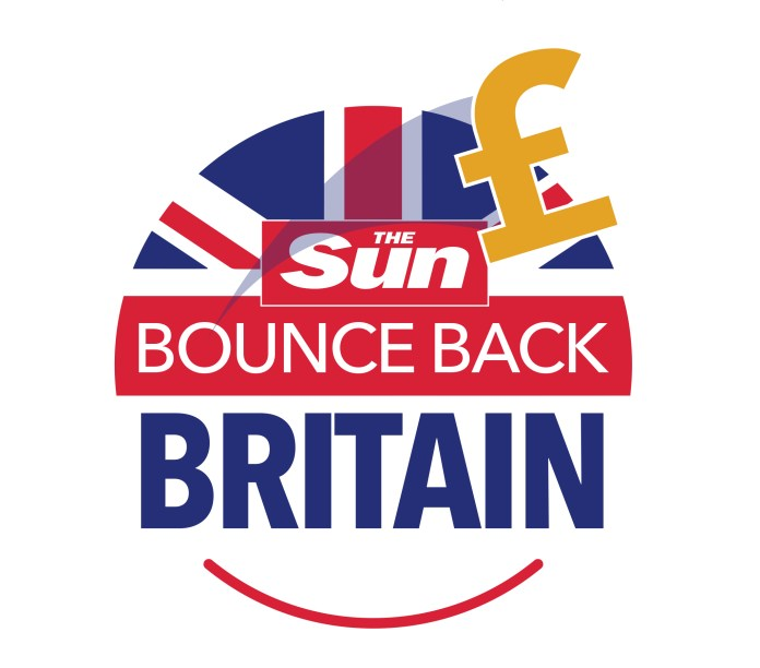 The Sun's Bounce Back Britain campaign aims to get you back on your feet