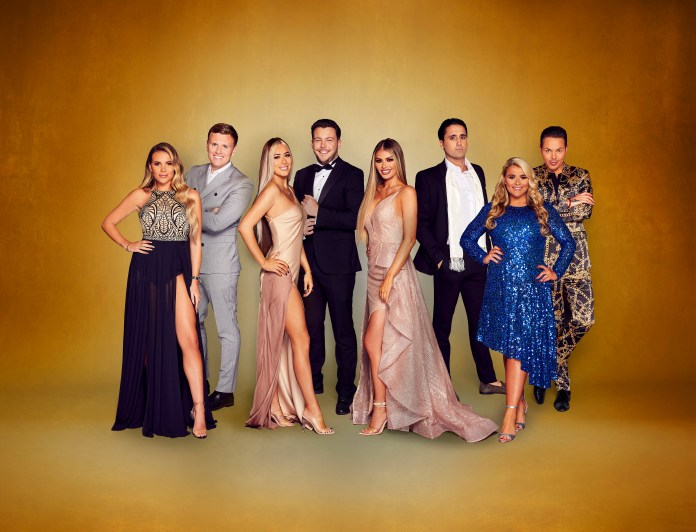 The couple have been on Towie since 2014 and are hugely popular