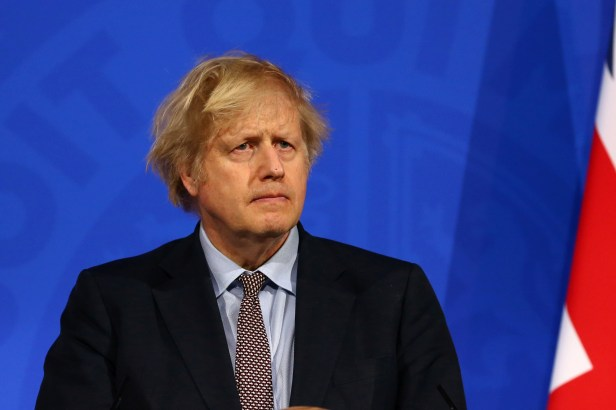 Boris Johnson is battling alone on the world stage to save the COP26 climate conference this year