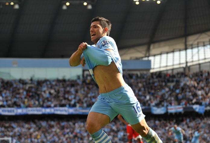 Aguero has spent ten sensational seasons at Manchester City since joining in 2011