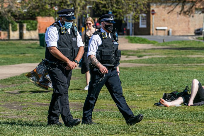 Cops are imposing Asbo-style bans in cities and towns to control Easter crowds