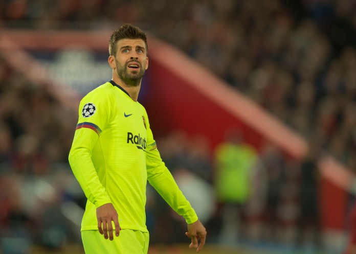Gerard Pique admits Liverpool's Champions League comeback against Barcelona is the worst defeat of his career