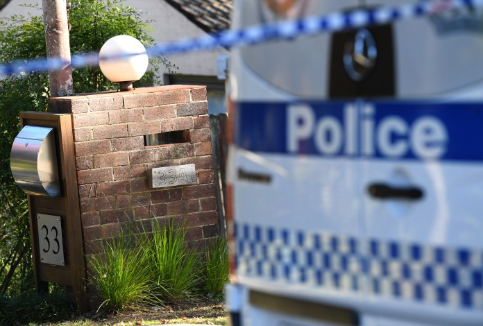 John committed suicide within an hour of the horrific crimes at his home in nearby Normanhurst