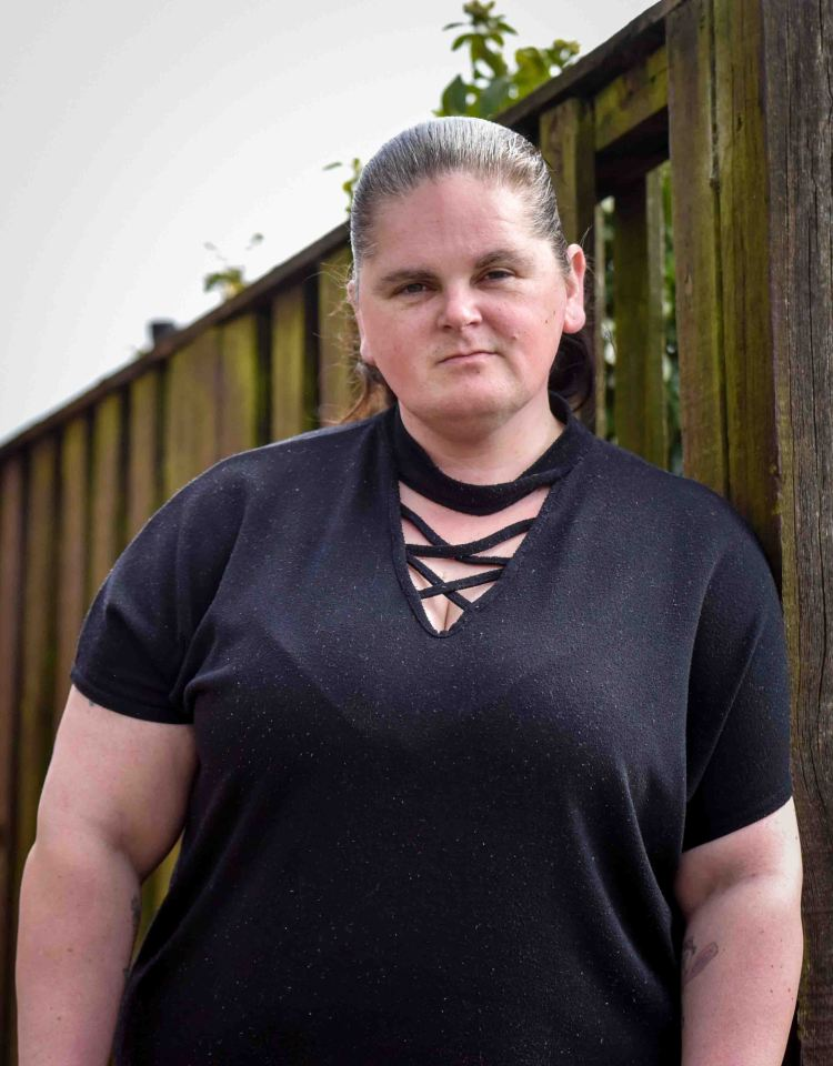 A Stoke-on-Trent mum claims to have suffered blood clots in her lung after having the first dose of the Oxford-AstraZeneca vaccine