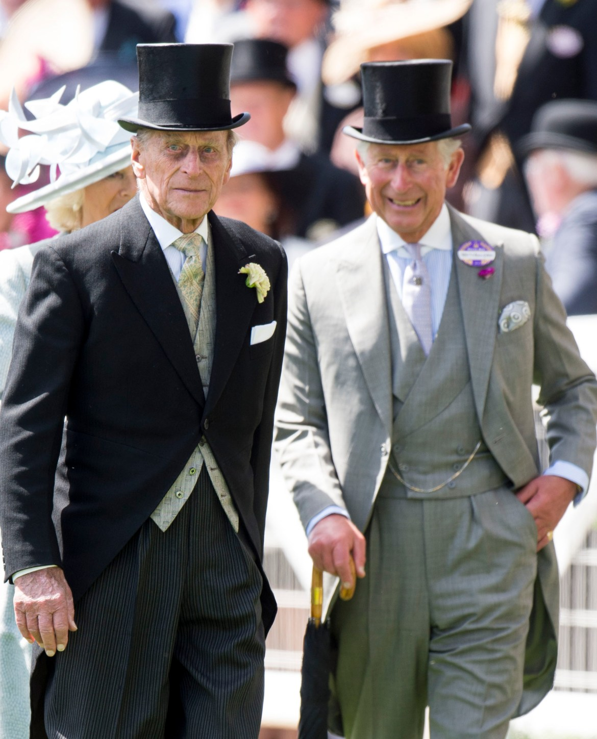 Charles has become the Duke of Edinburgh following Prince Philip's death aged 99