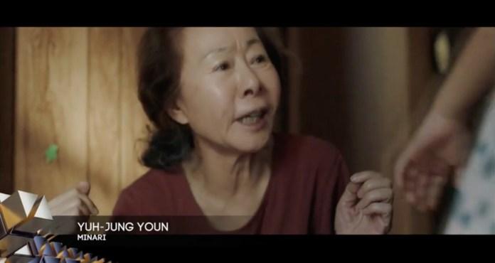 Yuh-Jung Youn played Soonja in the American drama
