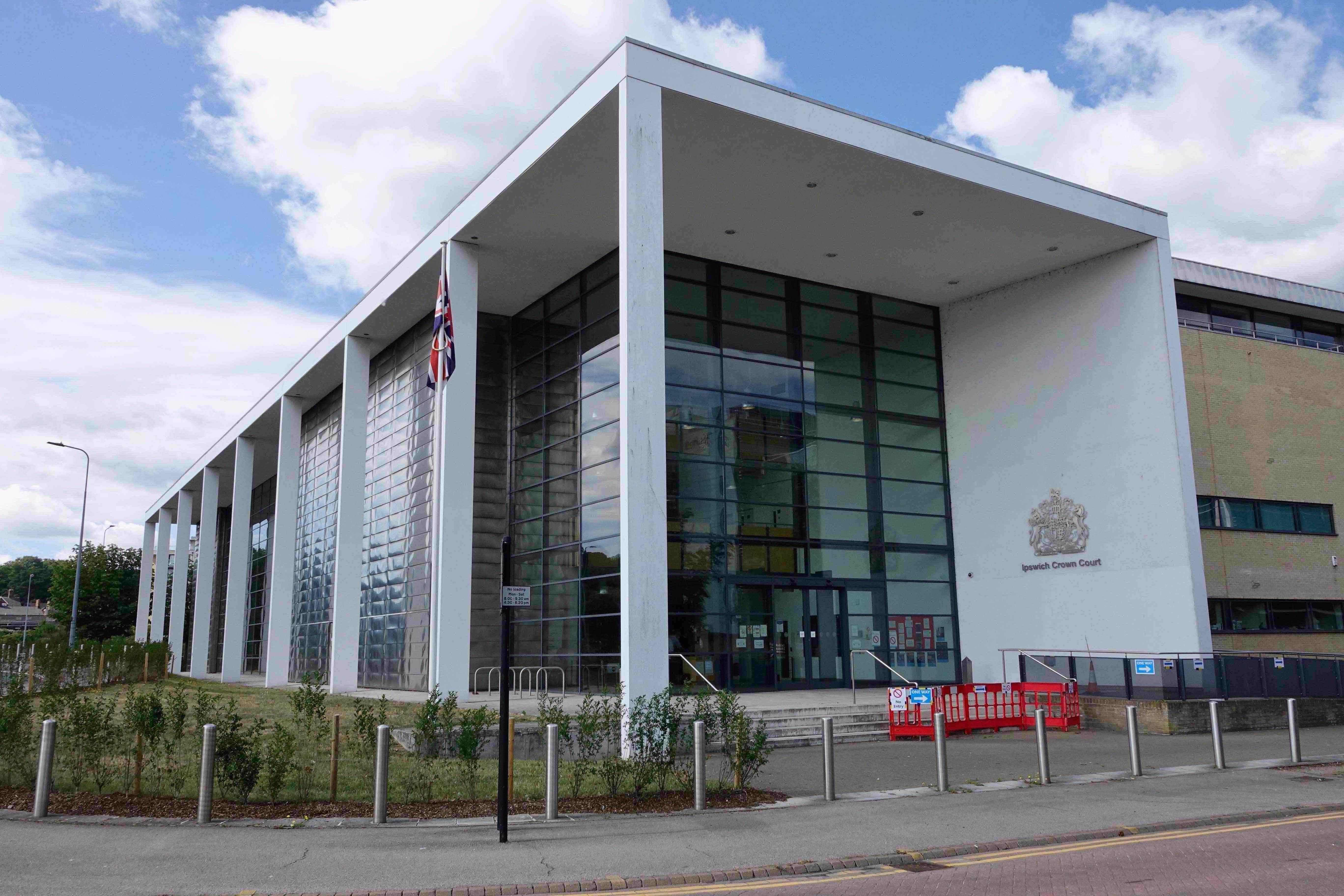 The trial continues at Ipswich Crown Court