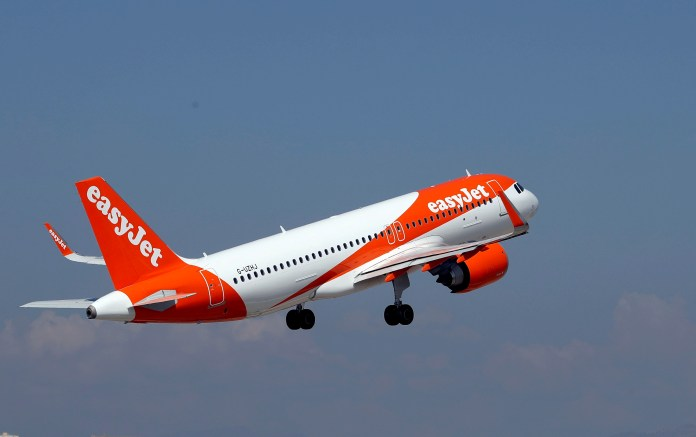 EasyJet is readying its mothballed aircraft
