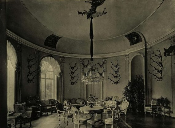 The grand palace later became a council office, a nursery, and even a cinema