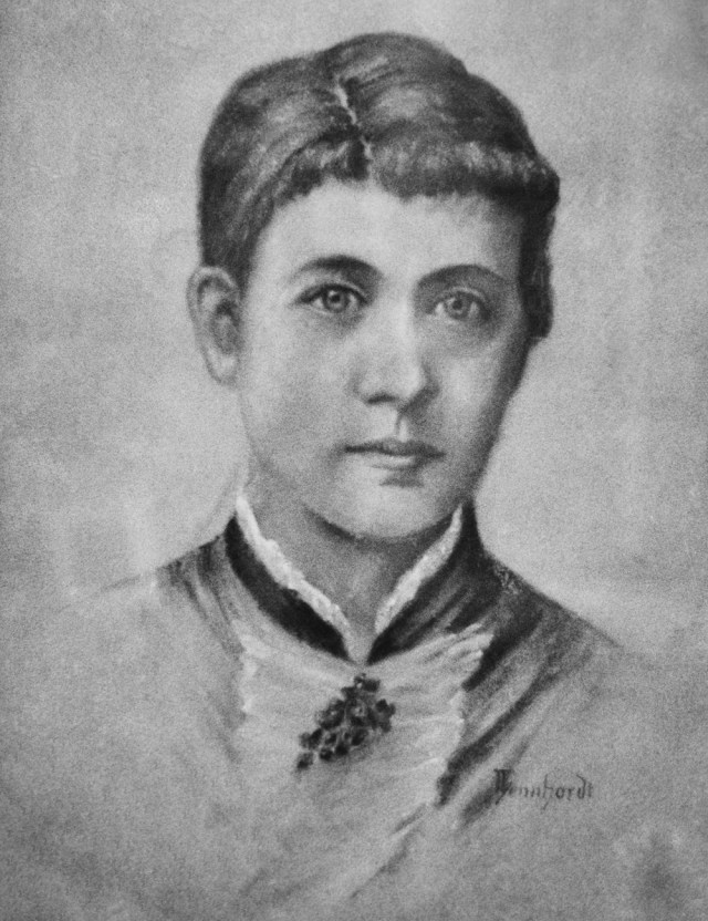 Hitler's mother Klara lost three children before he was born