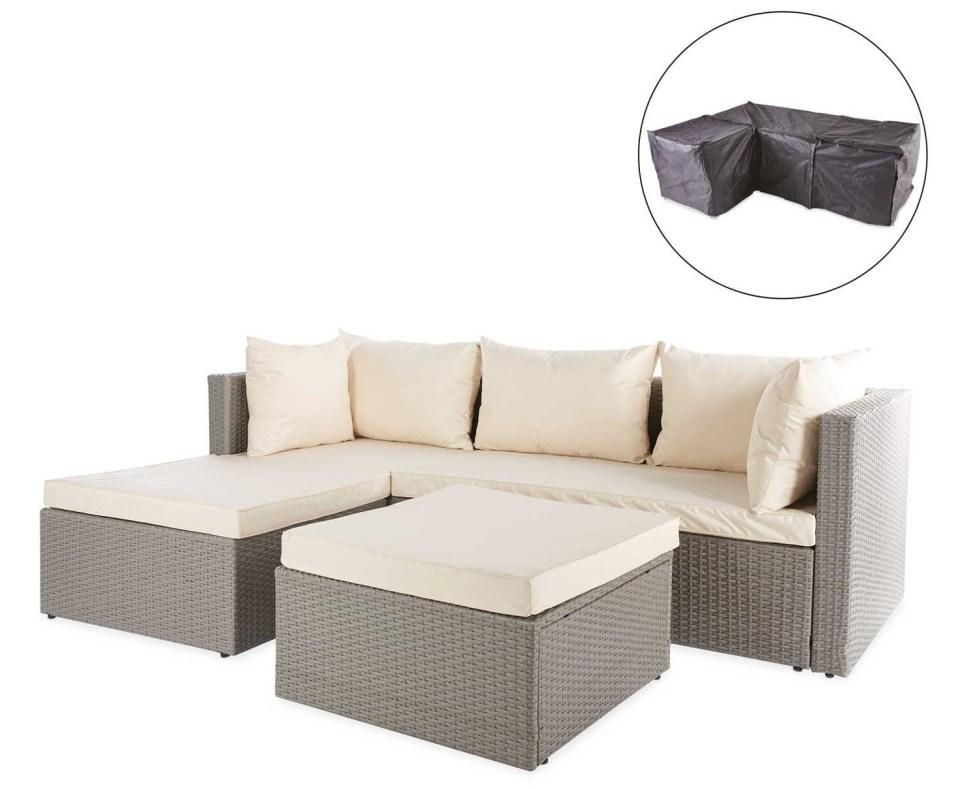 This sofa is returning to Aldi on Sunday