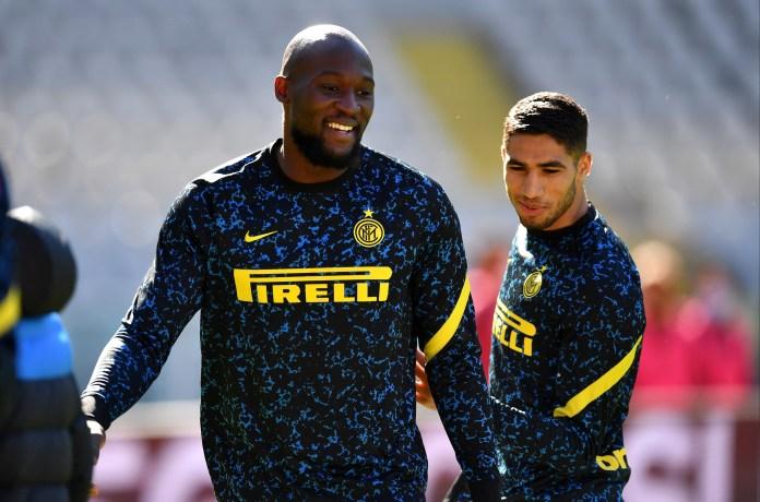 Inter Milan value Romelu Lukaku at £102m, reports say