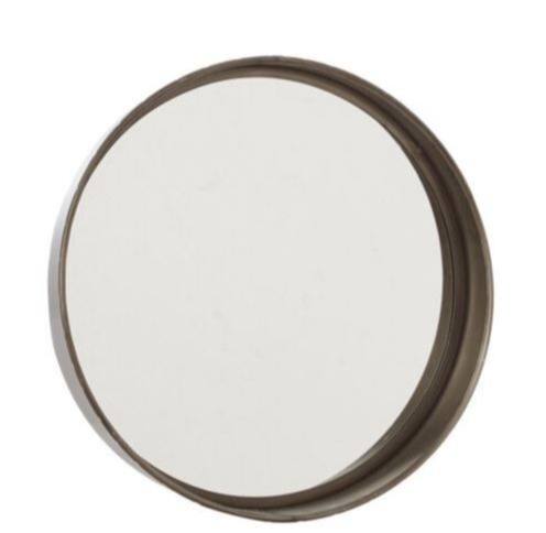 The round mirror is only £10, you might spend double buying one from a furniture shop