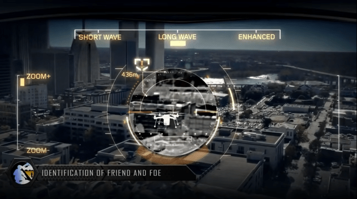 The system could help troops gain an advantage on battlefields that are increasingly urban, congested, dark and unpredictable
