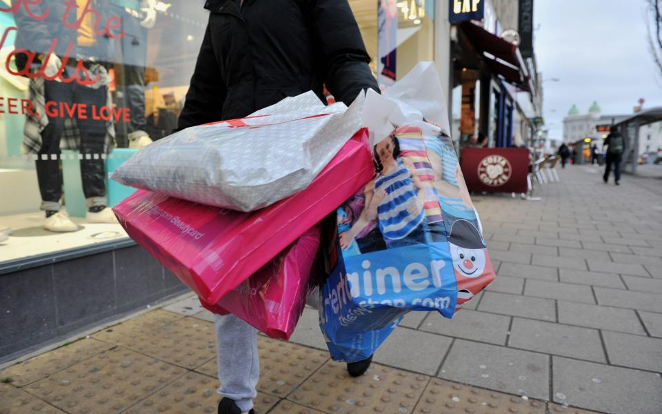 The plastic bag charge is set to double from 5p to 10p in all shops on May 21