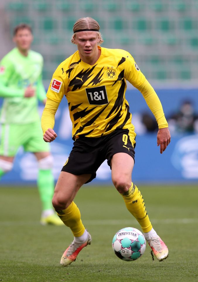 A Red Devils swoop for Erling Haaland also looks increasingly unlikely