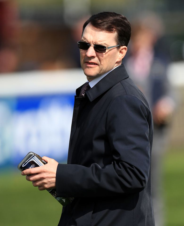 O'Brien's High Definition is still favourite for the Cazoo Derby